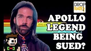 The feud between Billy Mitchell and Apollo Legend heats up. Is a lawsuit coming?