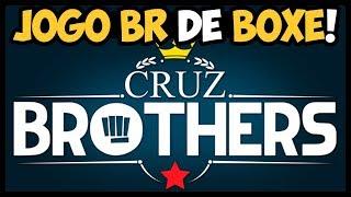 Jogo de BOXE NACIONAL CHEGA NESSA SEMANA! CRUZ BROTHERS!