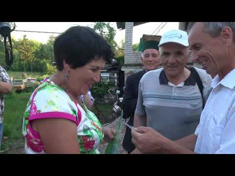 посёлок Карабаш 2019 «Файзуллинские заплывы»