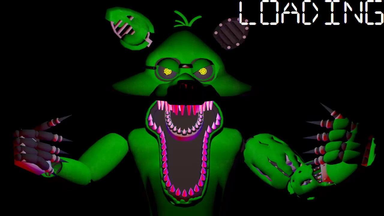 Five Nights At Gipsy's 1: Reborn (2017 Version) Extras Update