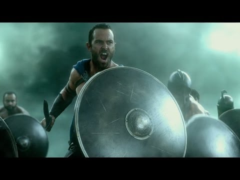 "300: Rise of an Empire - ""Heroes of 300"" [HD]"