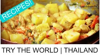 Try the World | Thailand | Recipes