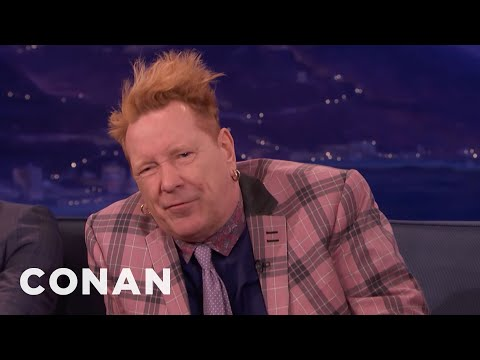 John Lydon & The Sex Pistols Made British Butter Council Ads