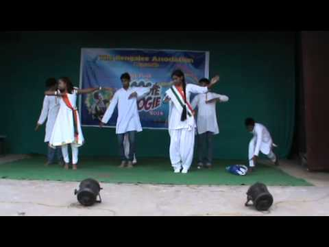 Swaragni Se Saja Bharat
