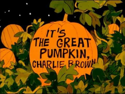 It's The Great Pumpkin   01 Vince Guaraldi   Linus and Lucy Halloween version