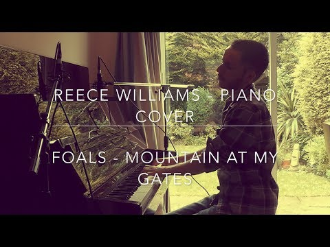 Foals - Mountain At My Gates  (RW Piano Cover)