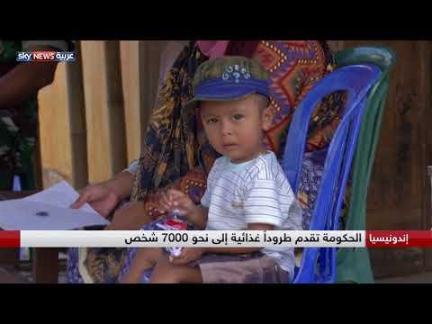 مساعدات حكومية إنسانية لنازحي لومبوك  - نشر قبل 2 ساعة