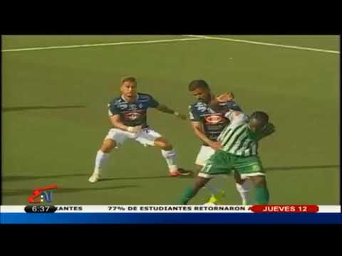 Limón FC 3 - 1 Cartaginés www.everardoherrera.com