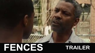 Fences (2016): Denzel Washington, Viola Davis - Official Trailer