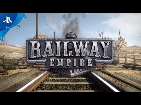 Railway Empire - Gameplay Trailer | PS4