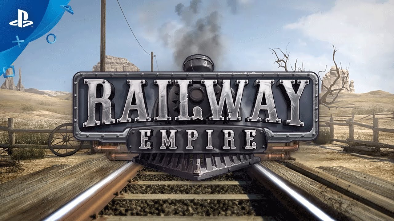Railway Empire - Gameplay Trailer | PS4