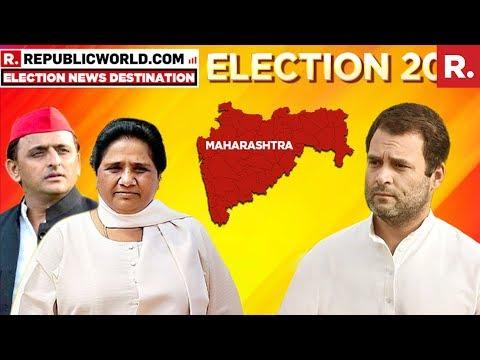 After Uttar Pradesh, SP-BSP Snub Congress In Maharashtra