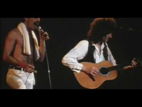 Queen - Love Of My Life (Rock Montreal '81)