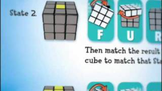 Solution Guide Video Stage 5 - Solve The Yellow Cross & Corners