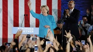 Hillary Clinton cleared of criminality ahead of US election