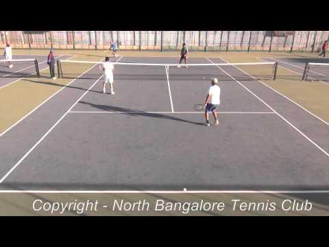North Bangalore Tennis Club Tournament Qualification Round 3