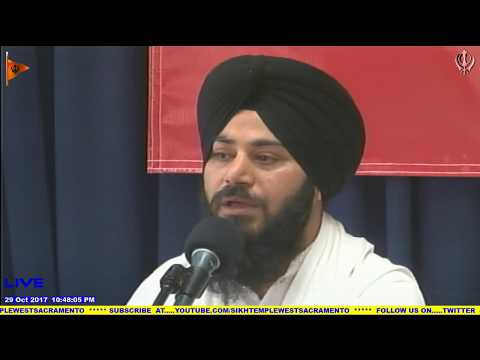 "Sikh Temple West Sacramento, CA ""LIVE"" Broadcast"