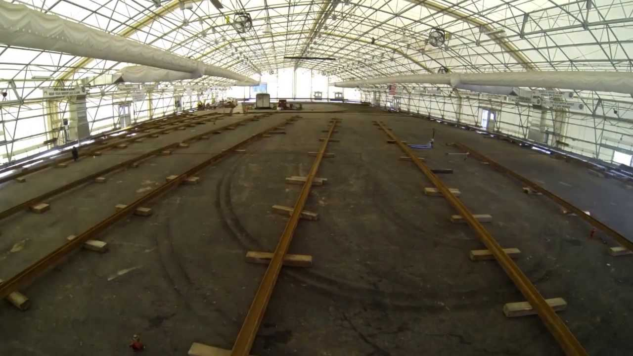 30 000 Square Foot Building Move Youtube