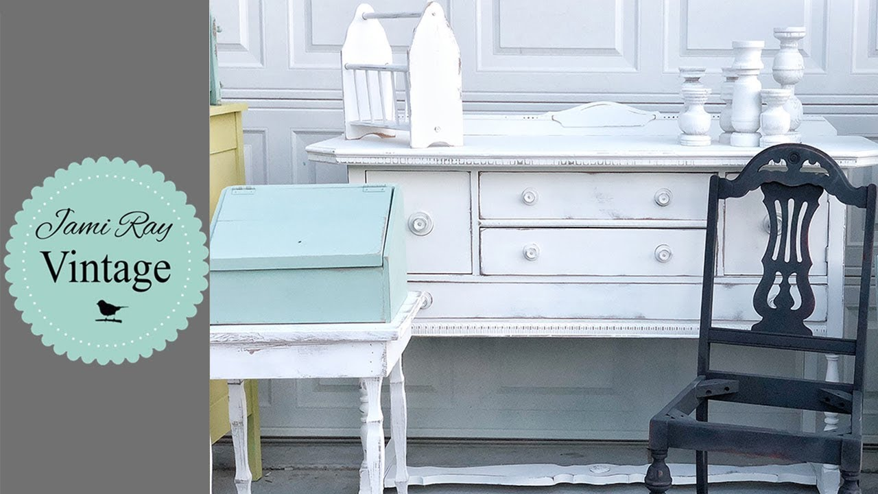 How To Distress Farmhouse Furniture Tips And Tricks