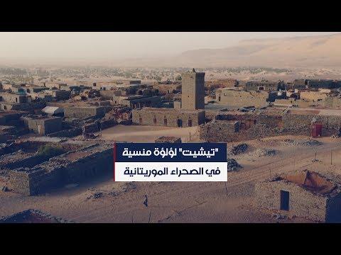 تيشيتلؤلؤةمنسيةفيالصحراءالموريتانية  - 01:58-2020 / 6 / 6