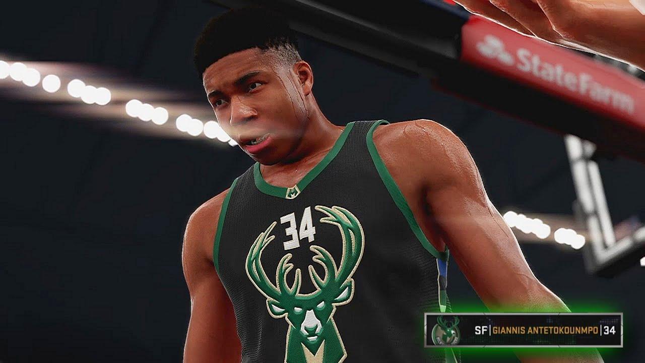 NBA 2K18 Screenshots And Ratings