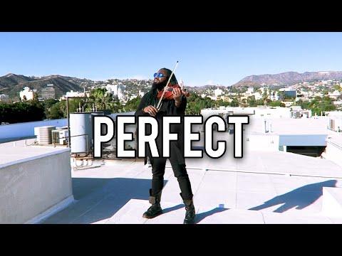 "DSharp - Perfect"" (Violin Version) | Ed Sheeran"