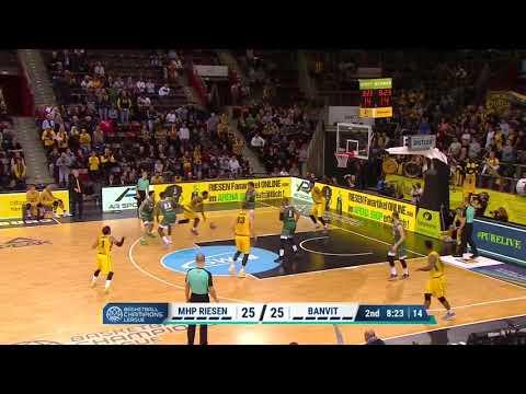 BCL 8: Ludwigsburg vs. Banvit BK
