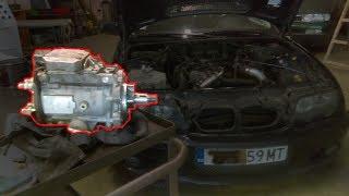 Bosch VP 44 Removal on BMW