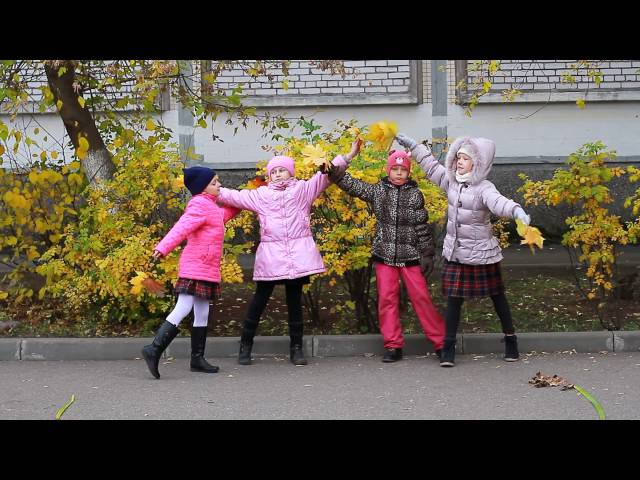 Изображение предпросмотра прочтения – «Учащиеся 2а школы 213- 2016г» читает произведение «Сухие листья (Сухие листья, сухие листья...)» В.Я.Брюсова