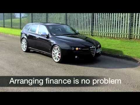 Alfa Romeo 159 Diesel Sportwagon 2009 19 Jtdm 16v Ti 5dr