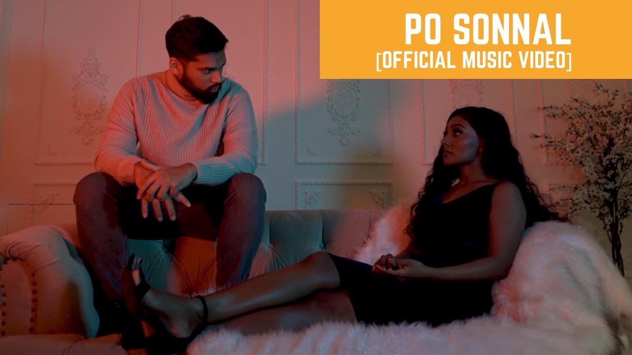 Download Po Sonnal   Official Music Video   Sajeev X Julian Nobox   Jerone B
