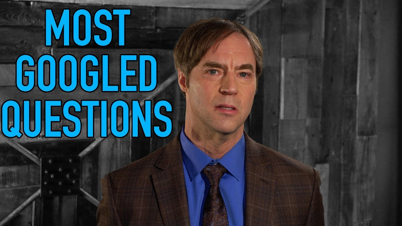 Stephen Meyer Answers The Most Googled Questions About The Universe in 30 Seconds Or Less