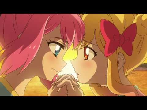 Aikatsu Stars Movie! Yume time and Rola