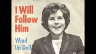 Little Peggy March - I will follow him (best version)