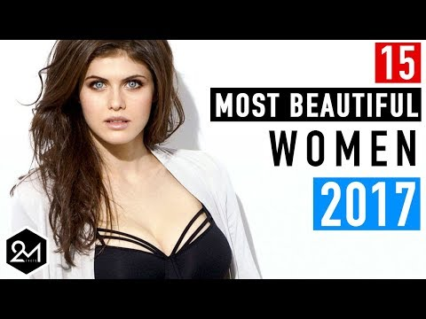 Top 15 Most Beautiful Women In The World 2017 streaming vf