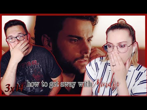 """How To Get Away With Murder Season 3 Episode 14 """"He Made A Terrible Mistake"""" REACTION!"""