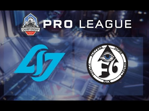 Grand Finals - Counter Logic Gaming vs. Enigma6 - HCS Pro League