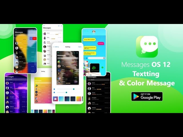 Download AI Message - Message iOS12 APK latest version App