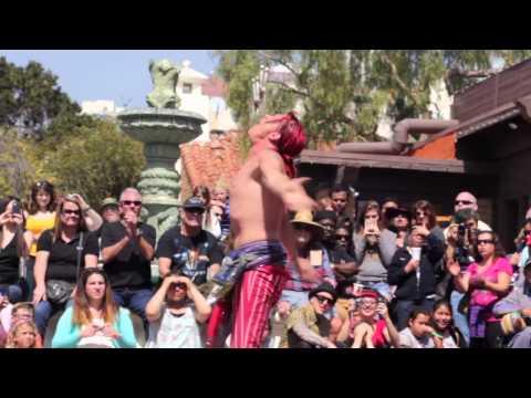 Seaport Village's Spring Busker Festival
