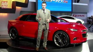 Chevrolet Code 130R Concept 2012 Videos