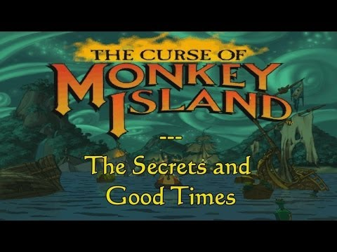 Secret Of Monkey Island  Bone Song