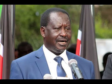 Ramifications of Raila Odinga's declaration to be sworn in as president