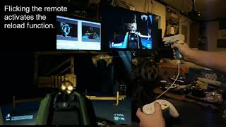 Wiimote Zapper and Pro Controller on PS3 FPS Games - Aliens Colonial Marines