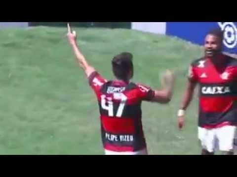 Os Gols Da Vitoria do Flamengo 2 X 0 Atletico MG