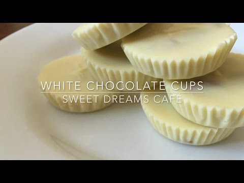 Download Youtube: [Recipe] White Chocolate Reese's Cups