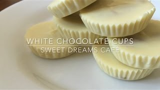 Recipe White Chocolate Reese&#39s Cups