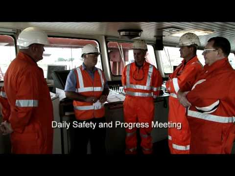 Tarmac Limited - Tarmac Marine Dredging - Managing Ship Repair Contractors