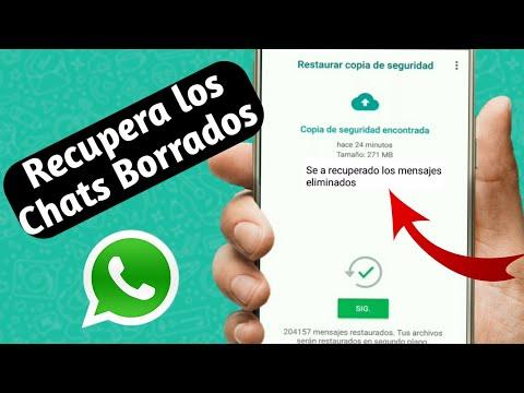 Luis Trevino - WhatsApp Borrará Tus Mensajes El 12 de Noviembre
