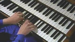 Louis Vierne -  Naïades (organ)