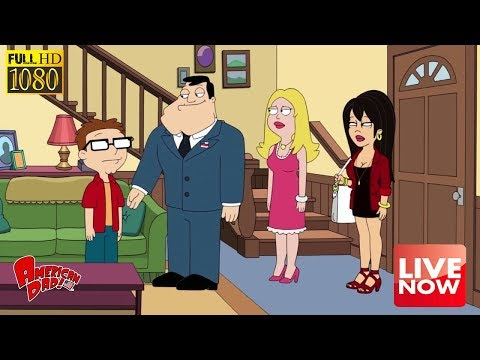 American Dad Full Episodes Live 24/7 HD - American Dad Live Stream 24/7